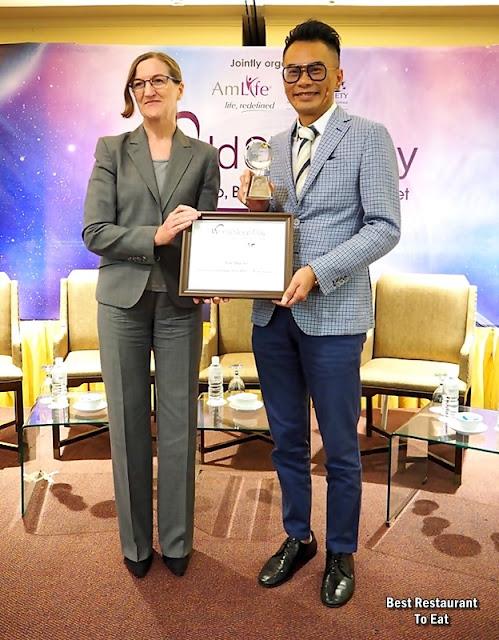 2019 World Sleep Day Distinguished Awards Presentation - AmLife International