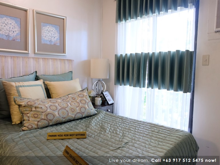 Studio With Balcony 23.79 Sqm - Camella Condo Homes Taguig| Camella Condominium for Sale in Taguig City