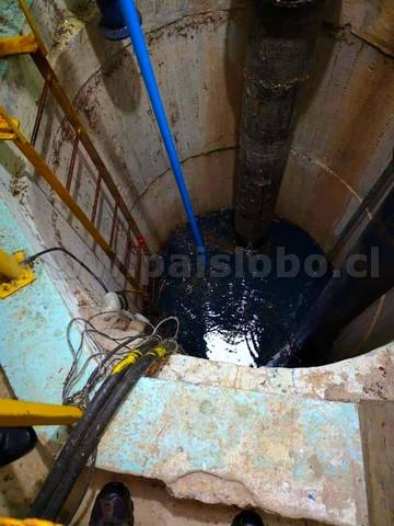 Osorno encuentra petroleo en copa de Agua