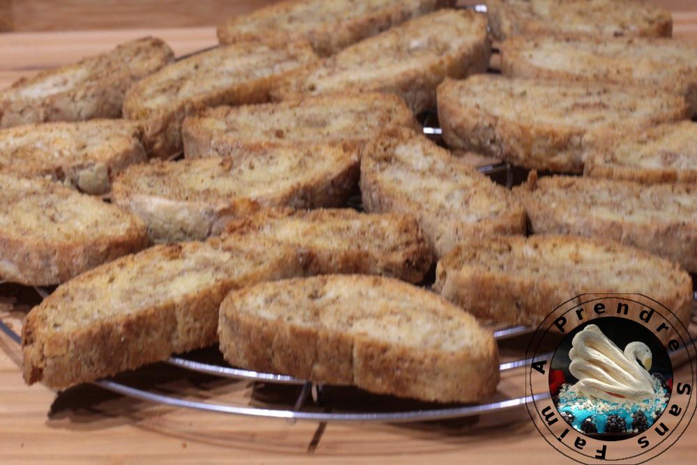 Crostini de foie gras (pas à pas en photos)