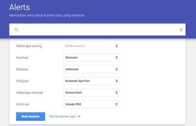 Cara Membuat Lansiran Google