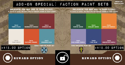 Add On Special Faction Paint Set