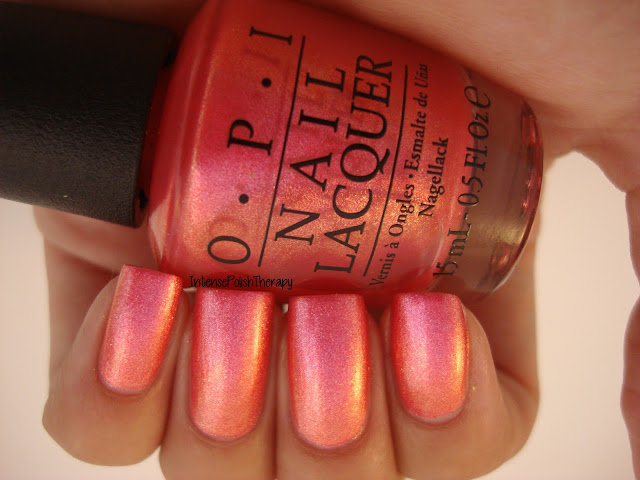 OPI - Can't Hear Myself Pink!