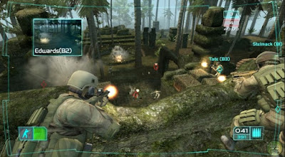 Download Tom Clancys Ghost Recon Predator CSO ISO PSP PPSSPP