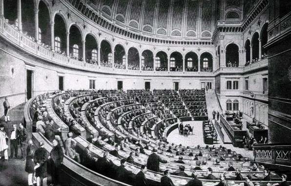 Imparare con la storia 71 l 39 italia dopo l 39 unit for Numero senatori e deputati in italia