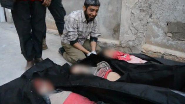 Saat Bantu Warga Suriah Yang Jadi Korban, Pria Ini Justru Temukan 3 Jasad Anaknya