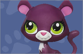 LPS Panther Figures