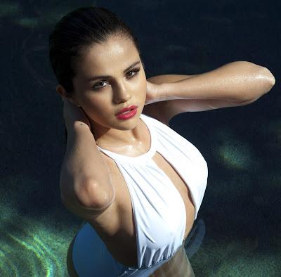 Selena Gomez by Jake Bailey Photoshoot
