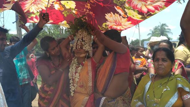 B. R. Nagar Puri Gate Mata Puja 2018