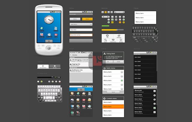 tampilan android jaman dulu, tampilan lama android, android jaman dulu, rupa android jaman dulu