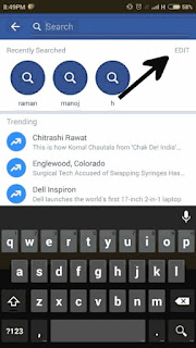 Facebook History Kaise Delete Kare