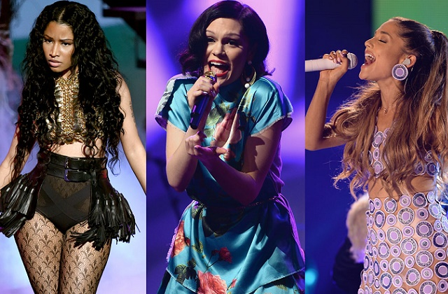 Jessie J - Bang Bang (Con Ariana Grande y Nicki Minaj)