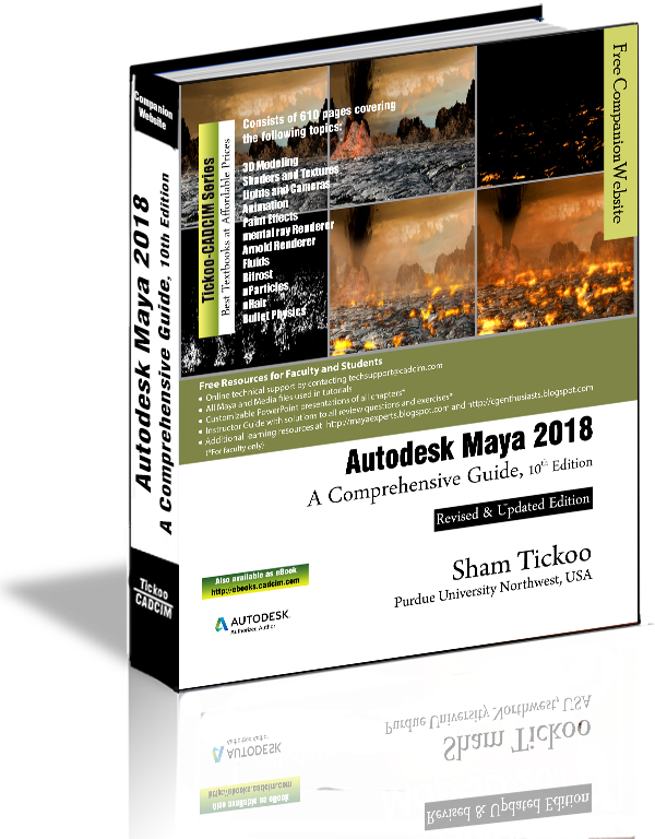Maya Experts, Your Personal Maya Guide: Autodesk Maya 2018