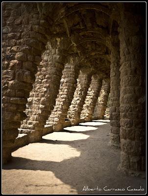 Columnas inclinadas