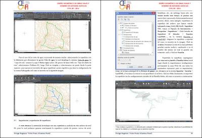 Creación de cuencas vertientes y rutas de agua Civil 3D