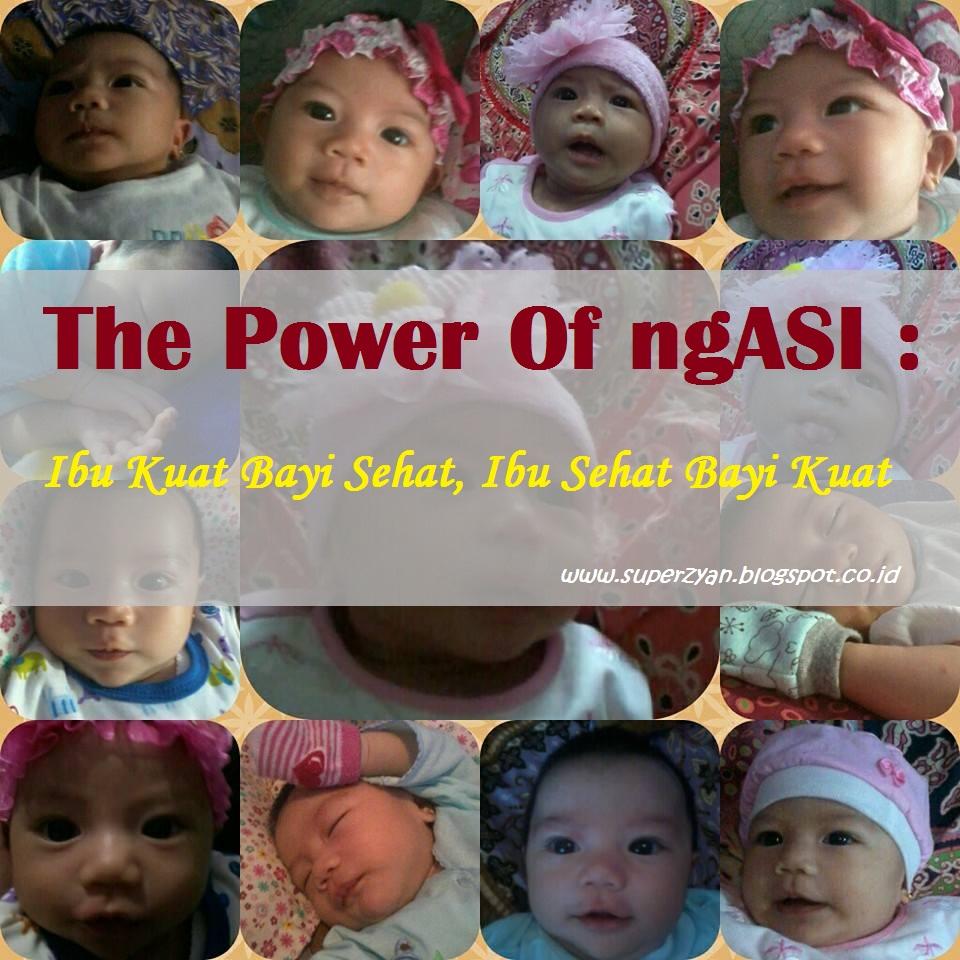 THE POWER OF NgASI Ibu Kuat Bayi Sehat Ibu Sehat Bayi Kuat