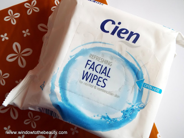 lidl Facial Wipes
