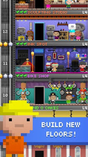 Tiny Tower Modded Apk Unlimited Money Free For Android Download