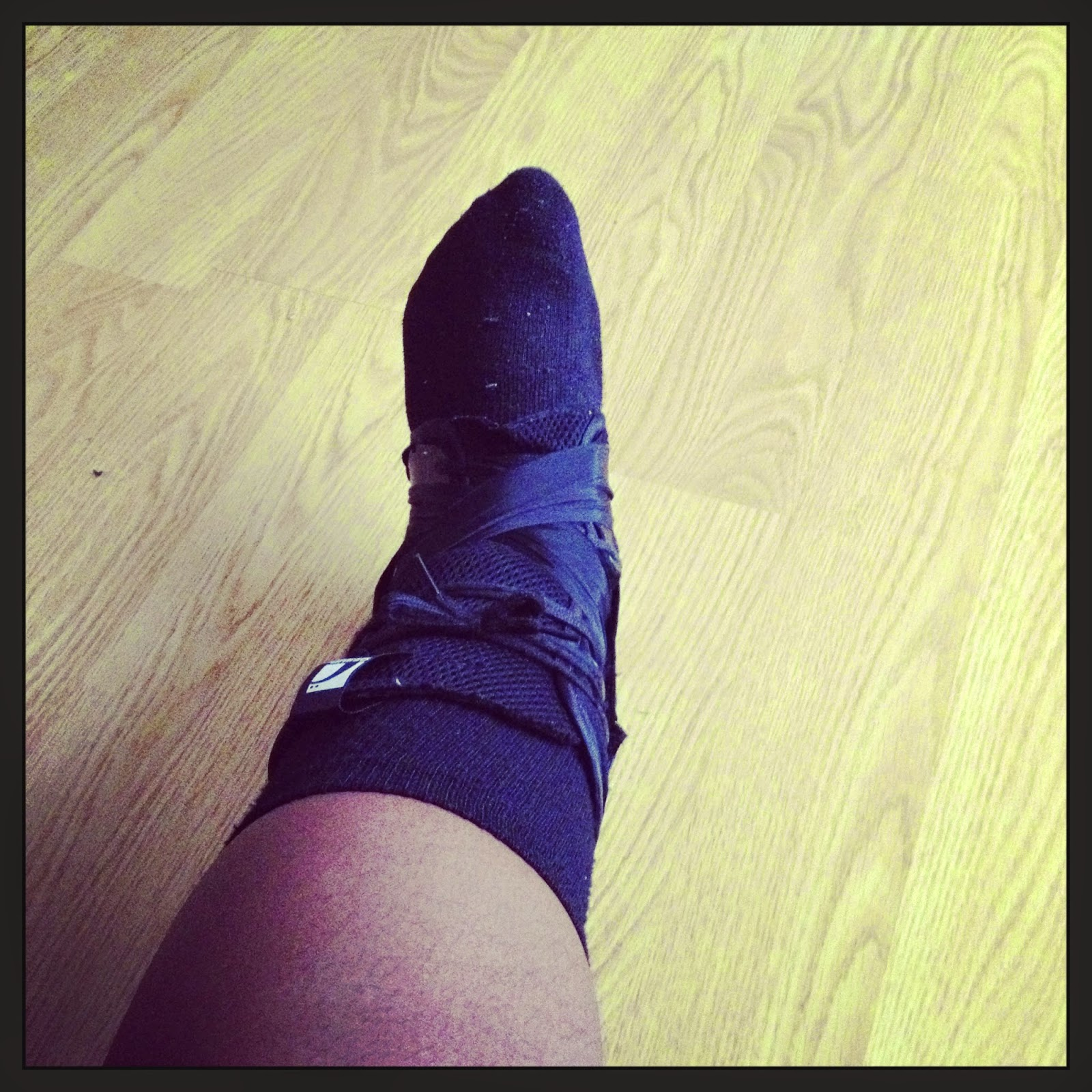 Went Emergency Room With Ankle Pain And Back Pain