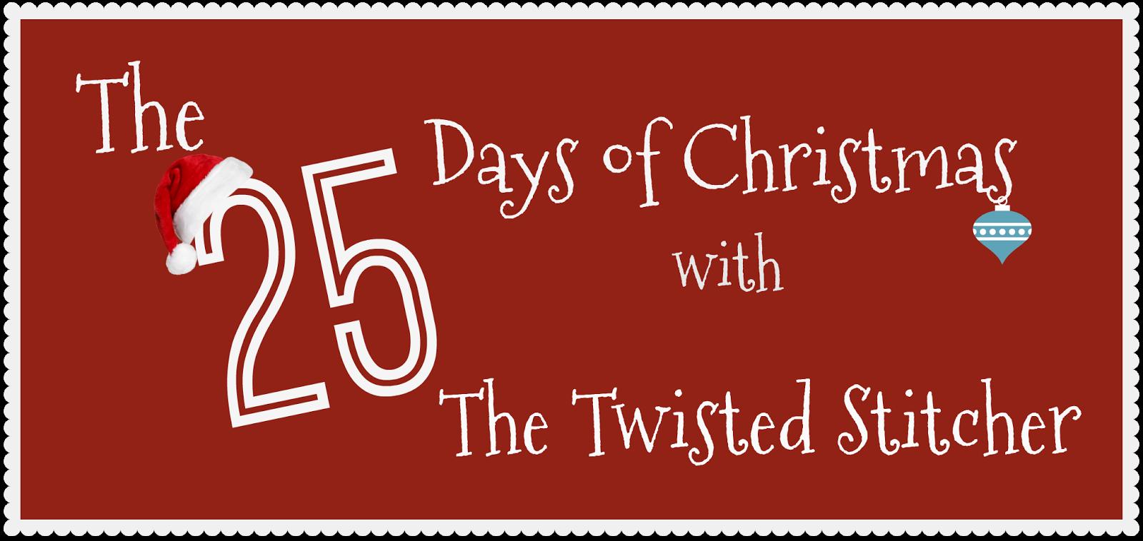 The Twisted Stitcher Day 13