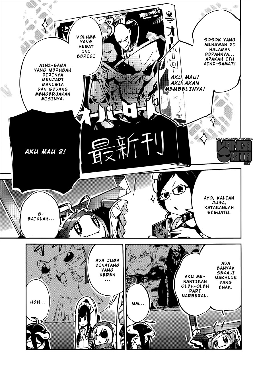 Overlord chapter 11,5 Bahasa Indonesia