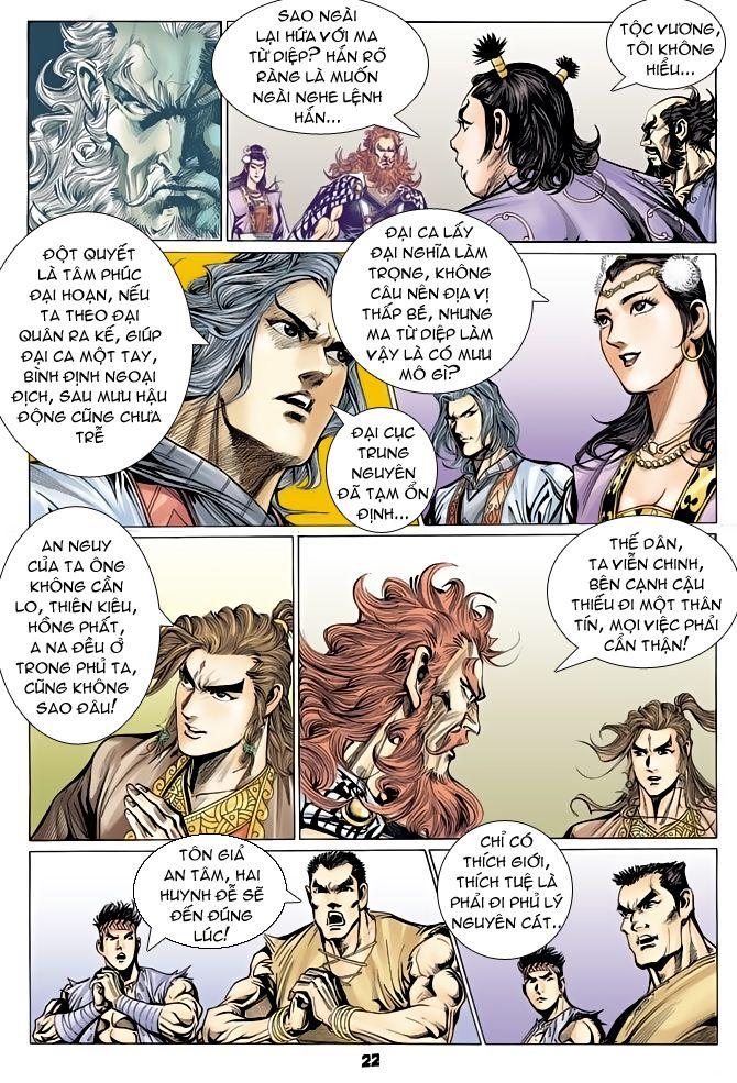 Đại Đường Uy Long chapter 69 trang 20