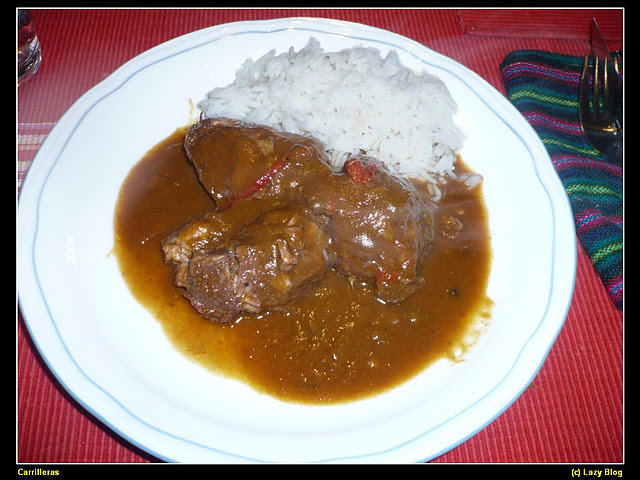 Lazy blog diez recetas para cocinar con cerdo ib rico for Cocinar carrilleras de cerdo