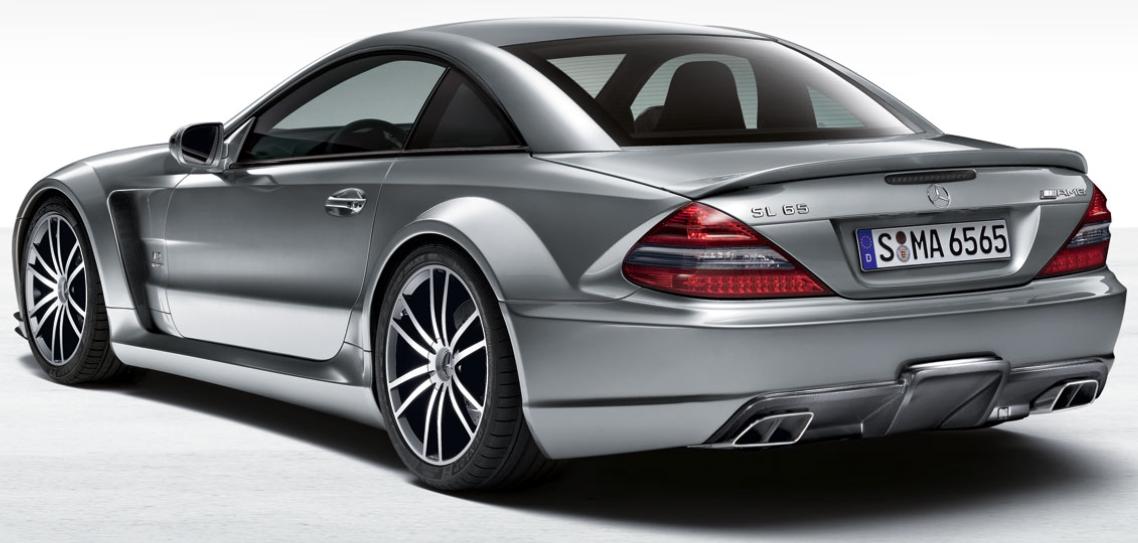 fast fun cars 2010 mercedes sl 65 amg black series. Black Bedroom Furniture Sets. Home Design Ideas