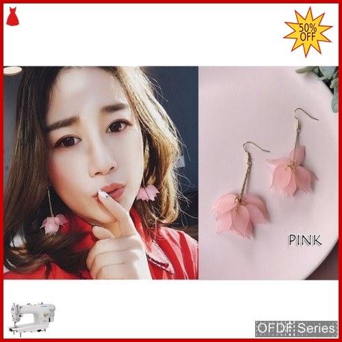 OFDF173 Aksesoris Ear Rings Mis Jesi Flower BMGShop