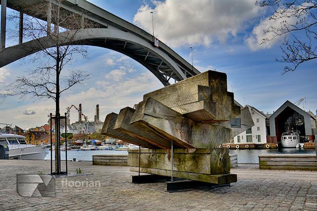 Mosty w Haugesund pomiędzy wyspami. Atrakcje turystyczne Haugesund, informacje praktyczne. Co warto zobaczyć w Heugesund?