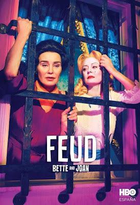 FEUD: Bette and Joan - Susan Sarandon y Jessica Lange