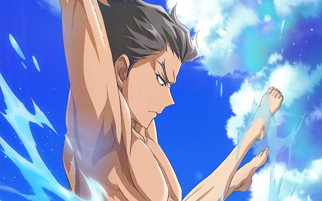 DIVE!! anime