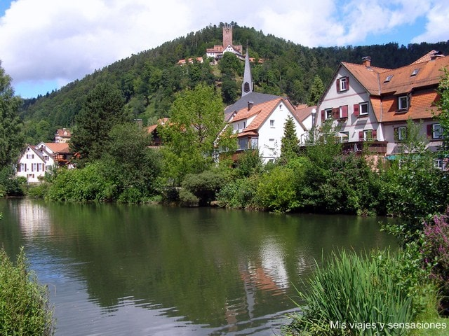 Bad Liebenzell, Selva Negra, Alemania