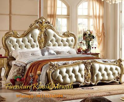 Kamar set Klasik,Dipan Klasik,Furniture Klasik Mewah