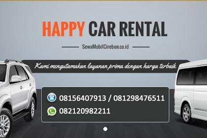 Rental Sewa Mobil Murah Di Cirebon Terbaik