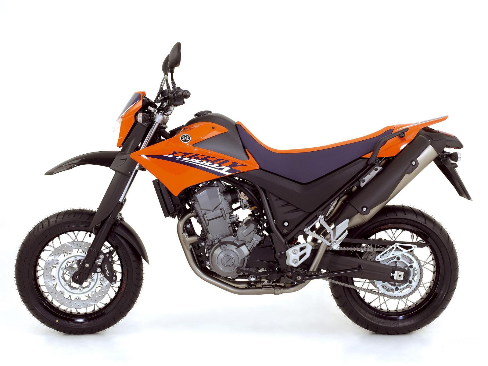 2007 YAMAHA XT660X Motorcycle Photos