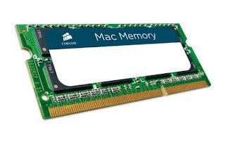 Upgrade RAM Komputer Mac MacBook Pro