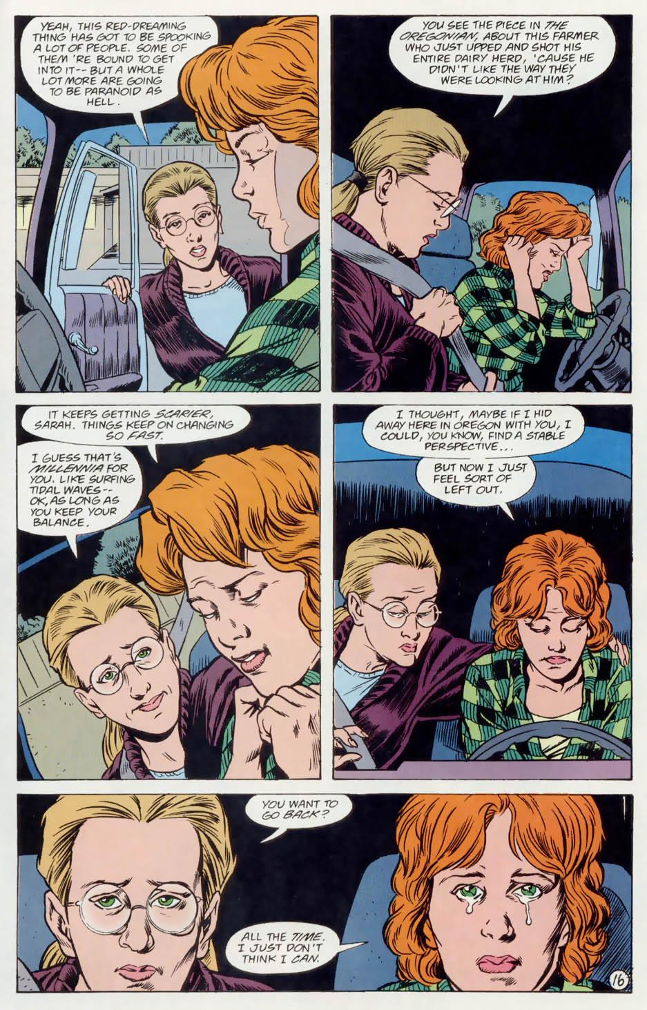 Read online Animal Man (1988) comic -  Issue #74 - 17