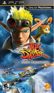 Downlaod Jak and Daxter: The Lost Frontier (USA) PSP ISO Free