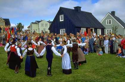 Peoples in Iceland 10 Most Beautiful Island Countries in the World