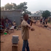 Fulani Man Spotted Preaching In Public In Kaduna State.