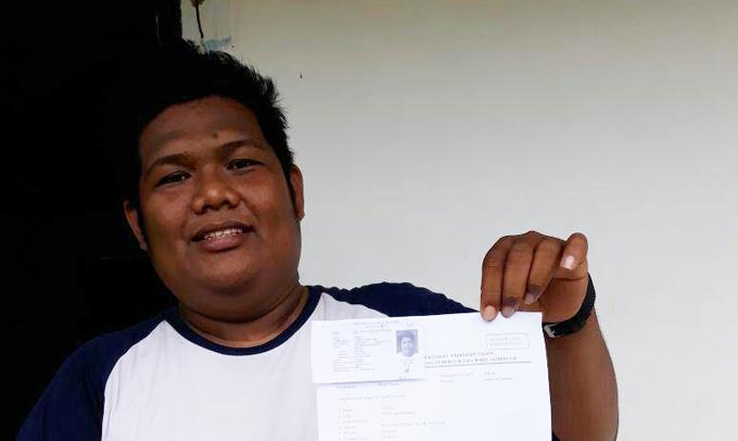 KTP 'Dibegal' Timses IYL-Cakka, Ketua Harian AMPI Palopo Siap Lapor Polisi