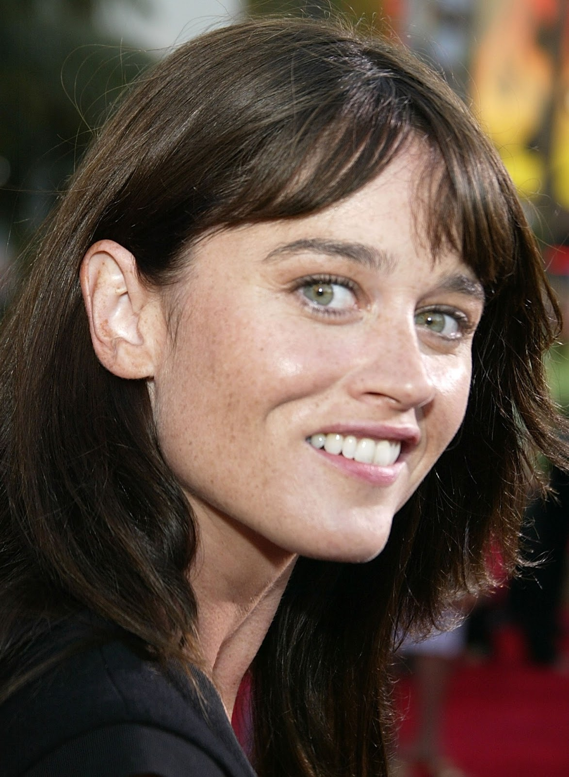 Robin's Green Shades: Robin Tunney at the party ... |Robin Tunney The Mentalist