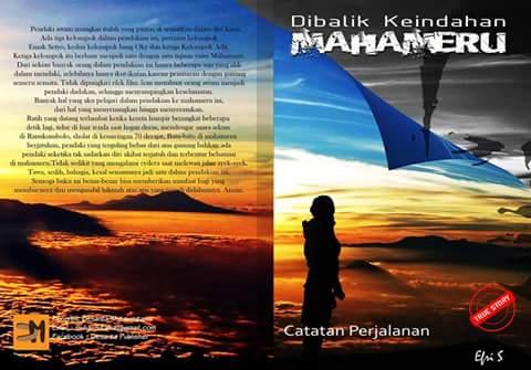Pre-Order Launching Buku Di Balik Keindahan Mahameru