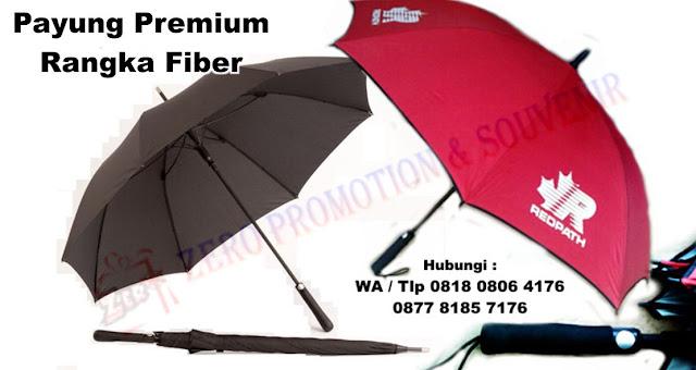 Jual Payung Premium Rangka Fiber – Payung kuat dan awet