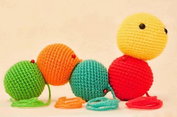 Bichinhos Amigurumi | Amigurumi de animais de crochê, Bonecas de ... | 375x564