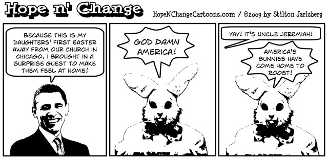 stilton's place, stilton, political, humor, conservative, cartoons, jokes, hope n' change, earwigs, easter