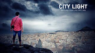 PicsArt Creative City Light Manipulation Picsart Editing