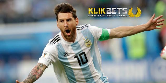 Messi Dianggap Lebih Penting dari Sampaoli di Skuat Argentina, Maradona: Itu Konyol