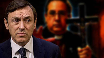 el villano arrinconado, humor, chistes, reir, satira, Rafael Hernando, PP